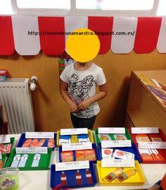Mini Mercado, Primary Activities, Flipped Classroom, Community Helpers, Dramatic Play, Pretend Play, First Grade, Life Skills, Children