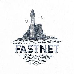 Fastnet Rock Lighthouse   99designs