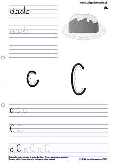 kaligrafowanie.pl index.php?q=node 68&p=4 Drupal, Math Equations, Education, Speech Language Therapy, Kindergarten, Onderwijs, Learning