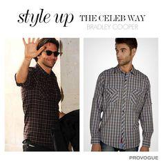 #Styleupthecelebway #bradley www.provogue.com
