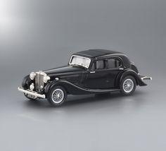 1936/39 MG SA Saloon