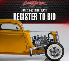 Ford Barrett Jackson Auction, Collector Cars, The World's Greatest, Connecticut, Vintage Cars, Hot Rods, Dreaming Of You, Classic Cars, Ford