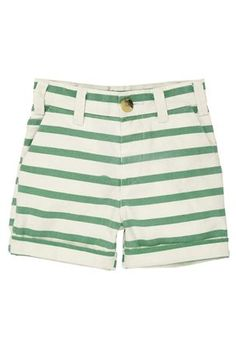 Buy Green Stripe Chino Shorts (3mths-6yrs) online today at Next Direct United States of America