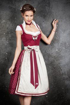 AlpenHerz ♥ Dirdnl Manufakture #Alpenherz aus Kempten im Alläu #dirndl #Couture…