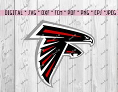 Shop for svg on Etsy, the place to express your creativity through the buying and selling of handmade and vintage goods. Silhouette Studio Designer Edition, Screen Design, Atlanta Falcons, Coreldraw, Cricut, Sport, Logo, Digital, Awesome