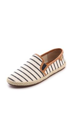 Tory Burch Nessie Flats.. These look superbly comfortable.