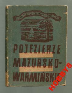 PRZEWODNIK POJEZIERZE MAZURSKO-WARMIŃSKIE 1952 (4515602334) - Allegro.pl - Więcej niż aukcje.