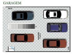 Para quem procura por informações relacionadas ao tamanho da garagem ideal para carros, confira o post.