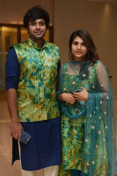 Studio 9696 Matching Couple Outfits, Twin Outfits, Mom And Baby Dresses, Boys Kurta Design, Couple Wedding Dress, Indian Groom Wear, Mother Daughter Fashion, Indian Gowns Dresses, Bollywood