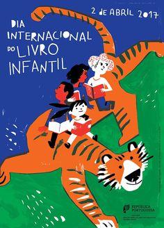 O Lobo Leitor: Vem aí mais um Dia Internacional do Livro Infantil...