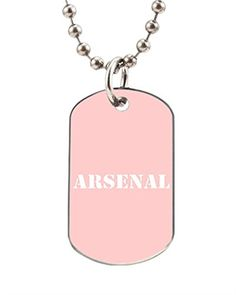 Lincoln Gore Personalized Pet Tag ARSENAL Pet ID Tag Customized Pet ID Tags Dogs Cat ID Tags -- You can find more details by visiting the image link. (Note:Amazon affiliate link)