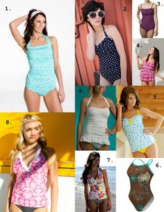 Passionista!: Modest Swimsuit Directory