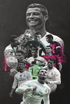 Cristiano Ronaldo dos Santos Aveiro// Okay, so me being the Ronaldo lover I am should know his full name, right? Yeah well I didn't until today! #horriblefan