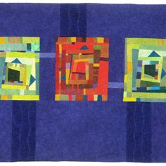 Journey Home - Cindy Grisdela Art Quilts