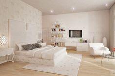 estanterias decoracion dormitorios