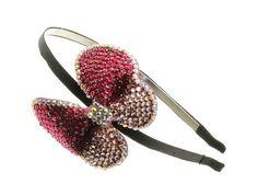 Rhinestone Bow  Hairband