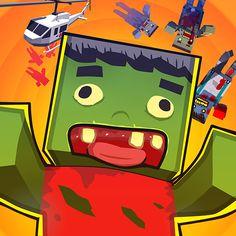 Blocky Zombies v1.0 (Mod Apk Money) http://ift.tt/2l4VXnU