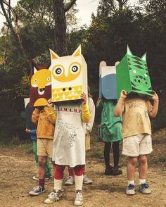 box heads