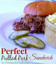Perfect Pulled Pork Roast | Cooking with K