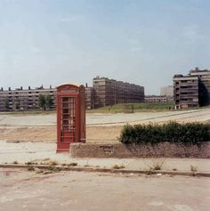 View to the West, Quarry Hill Flats, summer 1977. 'The Kitson House telepho - The Independent