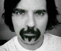 #Batman #Moustache