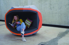 A Seating Sanctuary | Yanko Design