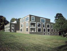Gigon Guyer Architekten Housing Development Broelberg I, Kilhberg, Switzerland, 1996