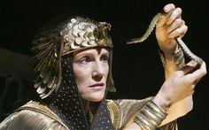 2006 - Harriet Walter as Cleopatra. 'Antony and Cleopatra' @ the RSC