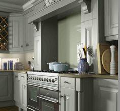 Pavillion Grey kitchen