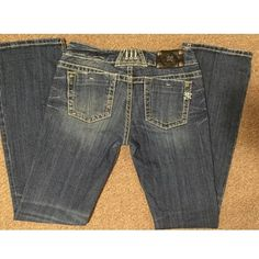 Miss Me Jeans Miss Me Boot Style Jeans in size 30 with an inseam of 33. In really great condition. Miss Me Jeans Boot Cut
