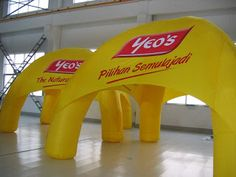 Customised Inflatables