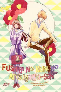 fushigi no kuni no arisugawa-san #Manga