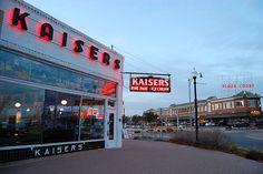 Kaisers Ice Cream, Oklahoma City Mid-Town by nash.zach, via Flickr