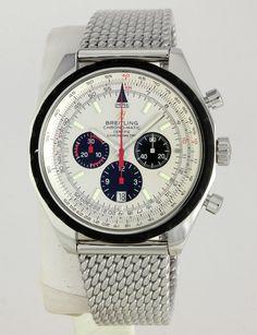 Breitling Chrono-Matic 49 Chronograph Mens Watch A1436002-G658SS  $5,187.00  #Breitling