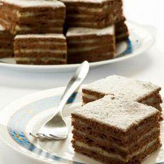 Egy finom Mézes krémes II. ebédre vagy vacsorára? Mézes krémes II. Receptek a Mindmegette.hu Recept gyűjteményében! Parfait, Tiramisu, Ethnic Recipes, Food, Health And Wellness, Pound Cake, Tarts, Pastries, Gingerbread