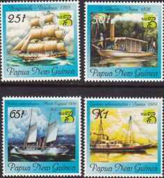 Papua New Guinea 1999 Australia World Stamp Exhibition set Fine Mint SG MS Scott 9603 Other European and British Commonwealth Stamps HERE! Stamp Dealers, Buy Stamps, South Pacific, Commonwealth, Stamp Collecting, Papua New Guinea, Postage Stamps, Sailing Ships, Ephemera