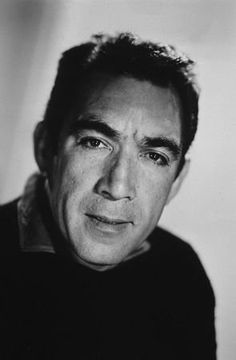 Antonio Rodolfo Quinn Oaxaca (April 21, 1915 – June 3, 2001), more commonly known as Anthony Quinn, was a Irish-Mexican American actor, as well as a painter and writer. He starred in numerous critically acclaimed and commercially successful films, including Zorba the Greek, Lawrence of Arabia, The Guns of Navarone, The Message, Guns for San Sebastian, Lion of the Desert and La Strada. He won the Academy Award for Best Supporting Actor twice; for Viva Zapata! in 1952 and Lust for Life in…
