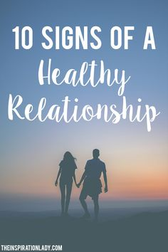 Here are 10 signs that your relationship is healthy and happy!