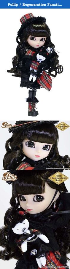 "Pullip / Regeneration Fanatica 2012 (31 cm Fashion Doll) Groove [JAPAN]. *12"" tall premium doll *Includes character specific accessories *Also includes base stand for display *Multiple points of articulation highly detailed paint *Brand new in window box packaging."