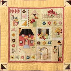 Sew'n Wild Oaks Quilting Blog: Party in the Garden