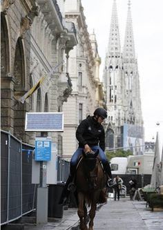 Longines Global Champions Tour of Vienna | Photo Courtesy of globalchampionstour.com