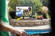 Tv In Kitchen, Audio, Outdoor, Outdoors, Outdoor Games, Outdoor Life