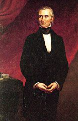 JAMES K. POLK's critics charge that his underestimation of the Mexican War's potential for disunion over the issue of slavery and his lack of concern with matters relating to the modernization of the nation contributed greatly to the sectional crisis of 1849-1850 and, in the early 1850s, to the fragmentation of both major parties. Polk's critics accuse him of being too partisan . . . . .