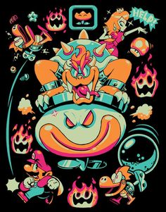 """Happy No new fanart lately, so here's a SMW tee design I did last year that I still like. Super Mario All Stars, Super Mario Games, Super Mario Art, Dragon Tattoo Art, Mario Fan Art, Wubba Lubba, Game Wallpaper Iphone, Psychadelic Art, Pixel Art Games"