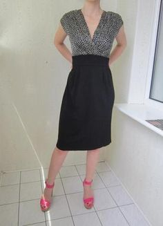 Платье-- нат. шелк- трикотаж-+ за+280+грн.
