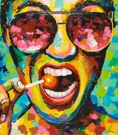 Peter Terrin Art