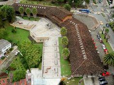 Antigua Estación del Cable Capital City, Rio, National Parks, Cable, Colombia, Antigua, Scenery, Architecture, Pictures