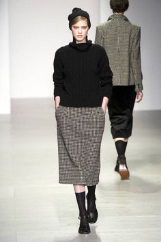 Margaret Howell Fall 2014 Ready-to-Wear Collection