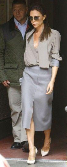 Look di Victoria Beckham