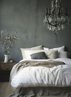 #Bedroom #Home #Design #Decor  via - Christina Khandan  on IrvineHomeBlog - Irvine, California ༺ ℭƘ ༻